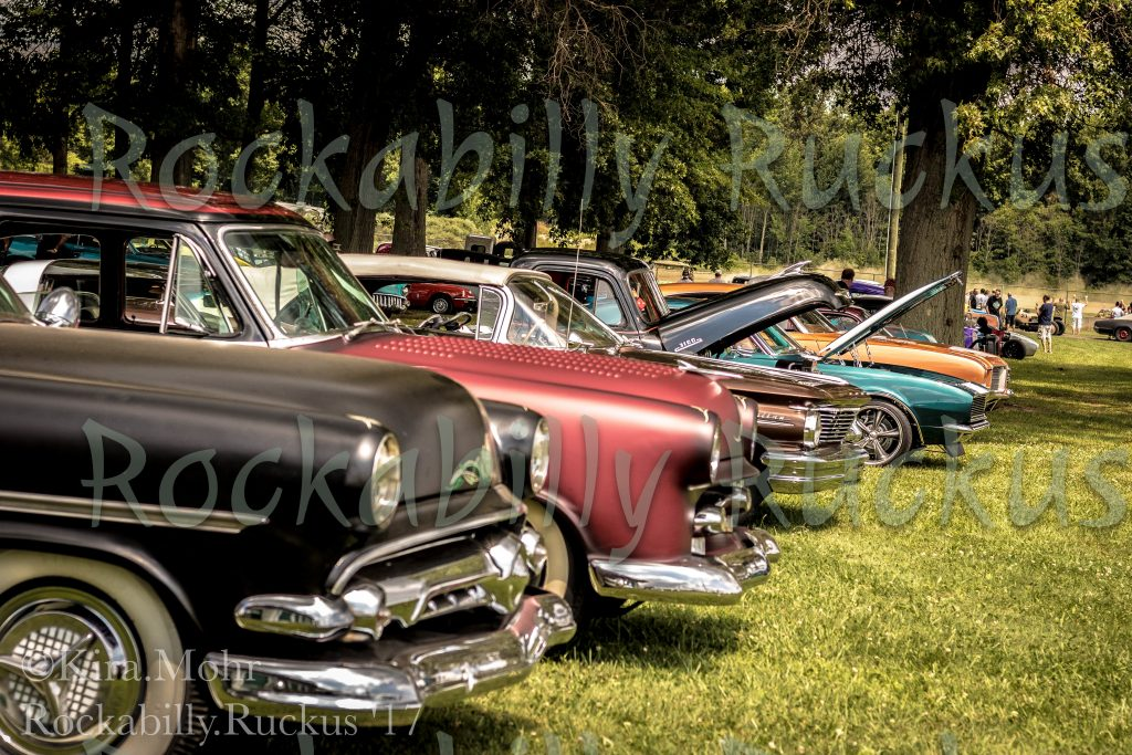 Rockabilly Ruckus Car Show - Lancaster ohio car show 2018