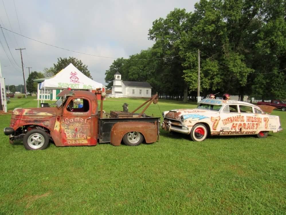 Rockabilly Ruckus Car Show - Rockabilly car show